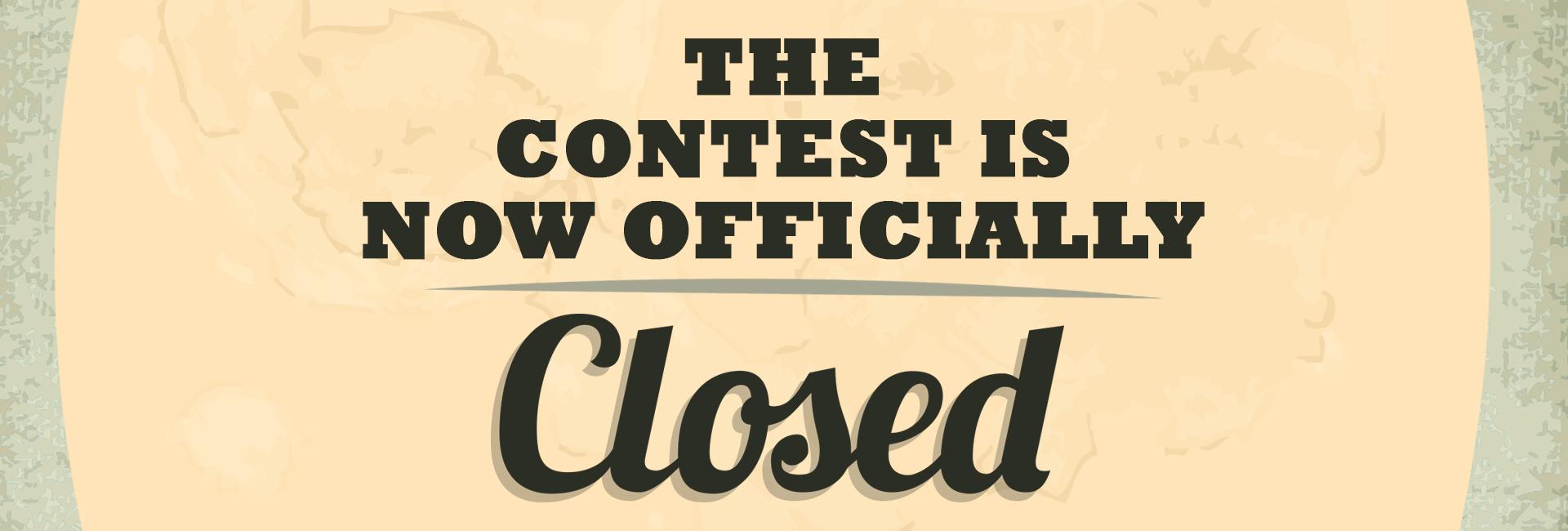 closed USA Contest